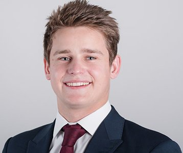 Alex Cardoe Graduate surveyor