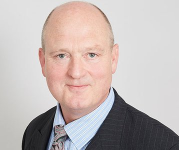 David Irvine Senior surveyor