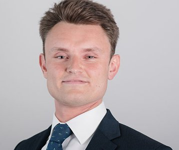 James Cole Graduate surveyor