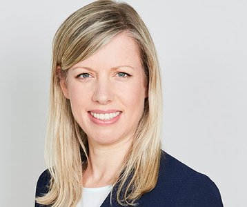 Jo Leverett Head of international residential markets